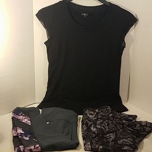 CALIA by Carrie Underwood 3 Pc. Bundle Size S